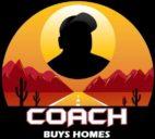 Coach buys homes logo